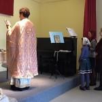 В Палермо православная община собралась на первую Литургию