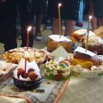 православные разделили общую трапезу