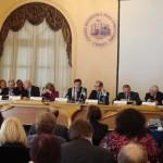 Открытие Деловой встречи в CERISDI (Палермо)