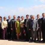 Руководство российской делегации