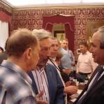 Встреча российской делегации с мэром г. Монреале (Палермо)