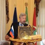 Выступление Генерального консула РФ в Палермо В.Л.Короткова