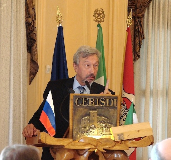 Consulate General of Palermo Moscow