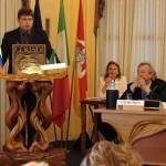 Выступление Р.В.Онищенко, Исполнительного директора Некоммерческого Партнерства Ассоциация экспортеров и импортеров Кубани