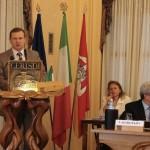 Выступление В.В.Федюнина, управляющего Омским региональным фондом поддержки и развития предпринимательства