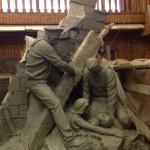 Разговоры о памятнике возобновились в 2006 году и были связаны с подготовкой к 100-летию памяти о мессинско-калабрийской трагедии