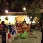 Сицилийский колорит внесла известная исполнительница фольклора Лаура Моллика