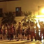 Детский коллектив уже выступал в Италии, но на Сицилии ребята выступают впервые
