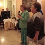 На приеме присутствовали представители администрации президента Сицилии, мэрии Палермо и префекта столицы Сицилии