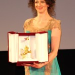 Особым вниманием была окружена известная российская актриса Ксения Раппопорт, творчество которой было отмечено премией «Золотой лев», учрежденной провинцией Мессины.
