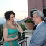 За лучшую главную женскую роль в 2007 году российской актрисе была вручена премия итальянской киноакадемии David di Donatello