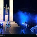 Средиземноморский фестиваль танцы в Реджо-Калабрии 2012