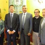 пригласить делегацию из г.Агридженто посетить город Пермь в октябре этого года, для того чтобы лучше познакомиться с ним и выстраивать новые стратегии дальнейшего развития межмуниципальных связей