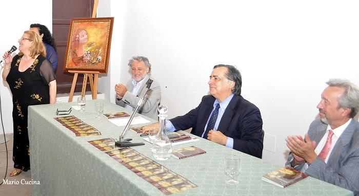 Генконсул России Владимир Коротков напомнил о существовании исторической связи между Россией и городом Палермо
