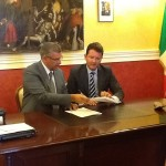 5 июля 2012 года в администрации города Агридженто был обновлен договор о взаимном сотрудничестве между городами Агридженто и Пермь