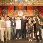 Директор Театра марионеток «Опера Дей Пупи» Розарио Перриконе выразил надежду, что творческий опыт, полученный при участии в якутском фестивале еще не раз «повторится в виде разных форм сотрудничества нашей организации и театра Республики Саха (Якутия)
