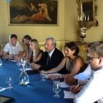 Летняя школа была организована Центром научных исследований и повышения квалификации ЧЕРИЗДИ при финансовой поддержке МИД Италии и содействии Генерального консульства Российской Федерации в Палермо