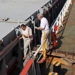 В ближайшие несколько месяцев конфискованное судно Карина должно быть выставлено на продажу с судебного аукциона