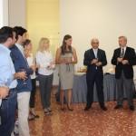 В своем приветствии учредитель Центра - директор фирмы LEX Systems Александр Абрамов отметил, что ВЦ в Палермо стал четвертым по счету на территории Италии