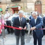 9 октября 2012 года в в Палермо открыл свои двери российский Визовый центр (ВЦ)