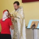 4 октября в праздник Покрова Пресвятой Богородицы столь почитаемом православными христианами,  нам, наконец, вновь удалось собраться вместе на богослужение