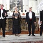 Выступление российских оперных певцов в сицилийском городе Корлеоне