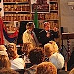 После завершения приветственной части с докладами выступили президенты двух ассоциаций проф. Виктор Каслин и проф. Сальваторе Айелло