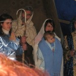 В эти рождественские дни в одном из самых социально проблемных районов Катании - Либрино - было организовано публичное празднование католического Рождества