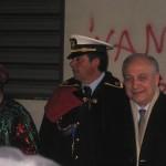 На празднике, завершившемся концертом рождественских песен, присутствовал мэр Катании Раффаэле Станканелли