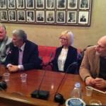 Директор Итальянско-Российского института экологических исследований проф.В.Аньези ратует за расширение межуниверситетских обменов