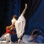 Гастроли балетного коллектива организованы местным Фондом «Театро лирико сичильяно»