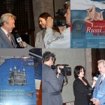 Интервью Генконсула России в Палермо Владимира Короткова итальянскому телевидению