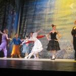 Выступление русского балета на Сицилии — яркое событие в сфере культуры. Каждый год балет Анны Ивановой собирает полные залы в театрах Палермо, Катании, Агридженто, Сиракузы, Рагузы
