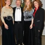 Старинную русскую народную традицию празднования Старого Нового года Генконсульство России в Палермо отметило в стиле музыкального салона