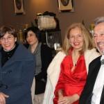 На вечере присутствовала мэр города Корлеоне Леа Савона