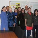 Слушатели и преподаватели Зимней школы