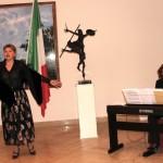 Концертная программа в исполнении Ирины Перерва