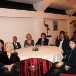 Руководители ассоциации «Средиземноморские суждения» и представители общественности