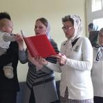 Состоявшаяся на следующий, не праздничный день, в субботу в православной общине Божественная Литургия была, на первый взгляд, обычной