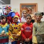 16 марта в Ассоциации «Музы» не забыли отметить и такой праздник, как Масленица