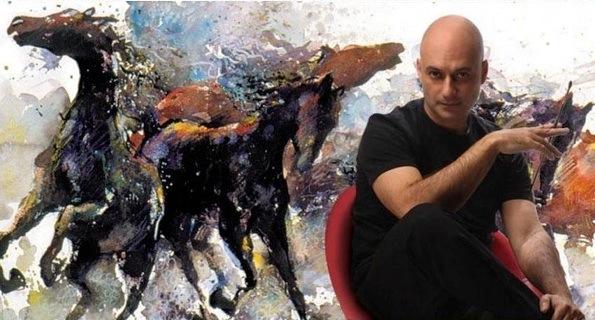 """Misha Lenn si è laureato all'Accademia di Belle Arti e del Design Industriale """"A.Stiglitz"""" di San Pietroburgo e lavora su entrambe le coste dell'Atlantico"""