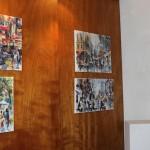 © Фото: Наталия Курчинская-Грассо // Работы Миши Ленна подкупают утонченностью, элегантностью, романтизмом и изяществом, поэтому не удивительно, что выставки его картин пользуются большим успехом в разных странах — России, США, Германии, Франции, Испании, Швеции и теперь в Италии