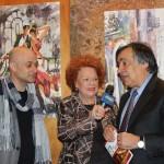 © Фото: Наталия Курчинская-Грассо // Интервью телеканалу Sicilia Uno