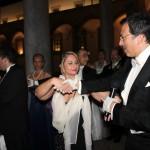 © Фото: Наталия Курчинская-Грассо // Большой бал был организован ассоциацией «Средиземноморские суждения» (президент Стелла Пуччи ди Бенисики) при творческом содействии Национальной компании исторического танца (г. Рим)
