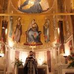 © Фото: Елена Яценко // Священники Русской православной церкви совершили Литургию, в которой приняли участия и проживающие в Палермо христиане