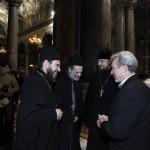 © Фото: Габриеле Лентини // Генеральный консул России в Палермо беседует с итальянскими православными священниками