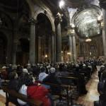 © Фото: Габриеле Лентини // Выступление русского хора вызвало огромный интерес у сицилийской публики