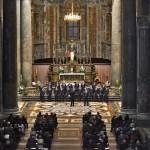 © Фото: Габриеле Лентини // На концерт Хора Сретенского монастыря приехали жители разных городов Сицилии