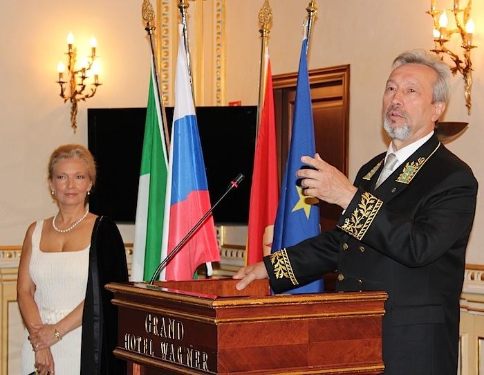 Российское консульство в палермо