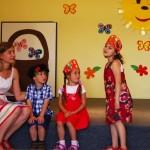 © Фото: Марина Круглова // А наши юные актеры-школьники инсценировали сказку про дружбу «Колобок на новый лад»